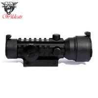 Free shipping Tactical 2x42EG Dot Sight Range Finder Rifle Scope