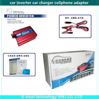 300W car charger car power  inverter cellphone adaptor powr supply USB adapter DC12V 12v to 220v