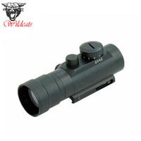 2x42 Green & Red Dot Rifle Scope Reflex Dot Sight Scope, Hunting Optics
