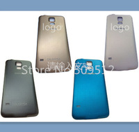 Original Samsung Galaxy s5 i9600 rear cover i9600 Back Cover Housing Protection of waterproof Free Shipping