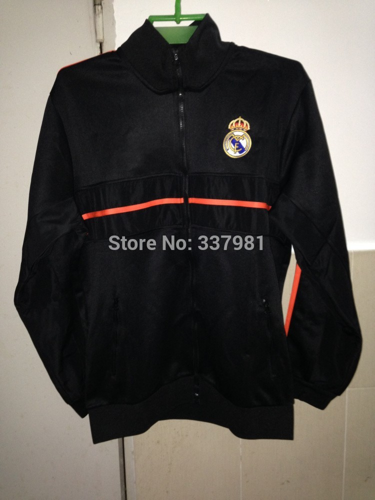 real madrid jackets promotion online shopping for. Black Bedroom Furniture Sets. Home Design Ideas