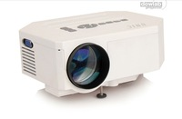 UC30 Portable LED Digital 640x480 Video Projector With Remote Controller Support AV/USB/SD/VGA HDMI