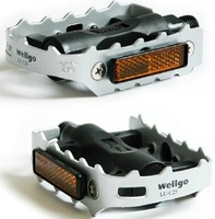 Ultralight Bicycle Pedals,Hight Quality Pedals,Wellgo Brand Bike Pedal, Bicycle Aluminum Pedal Accessories
