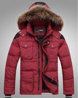 free shipping long length men's down jacket , solid man winter coat jacket casual men's down jacket outdoor parka 230