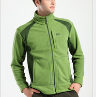 2014 new men dress brand outdoor clothing hiking jackets softshell camping sportswear Quick-drying  free shipping
