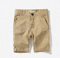 Wholesale - 2014 ZA@ SUMMER BOY  brown SHORTS pants design FOR KIDS 5pcs lot for2-6years baby free shipping
