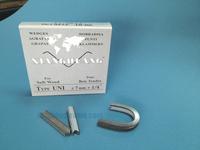 "7MMU 7mm Universal Softwood Wedges / Vnails, Pack of 4300 , Underpinner V-Nails (wedges)  7mm #1/4"""