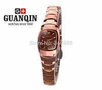 Free shipping,Genuine, quartz watch, slim, business, steel, waterproof women's watches women full steel watch