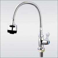 Brass Sink Single Cold Kitchen Faucet Flexible Pipe Kitchen Water Tap torneira para cozinha torneira monocomando kitche grifos