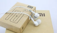 10pcs High Quality XIAOMI Earphone Headphone Headset For XiaoMI M2 M1 1S Samsung iPhone With with Remote And MIC,,Free Shipping