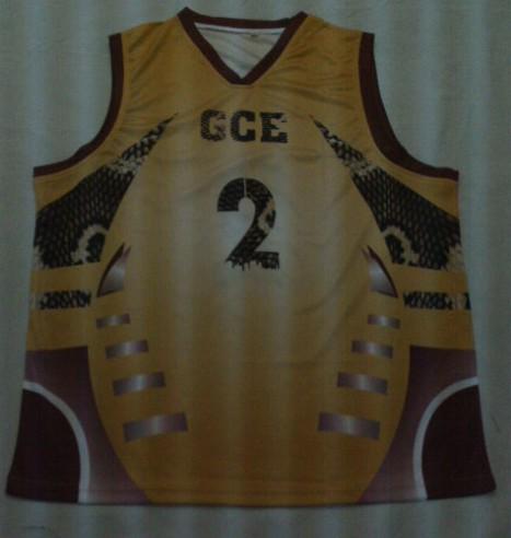 custom made team basketball Jersey(China (Mainland))