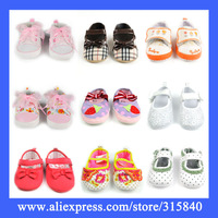 1pair New 2014 Tenis Infantil Best Selling Kids Baby Girl Shoes Toddler First Walker Sneakers Baby Shoes -- BZ14 PA11 Wholesale
