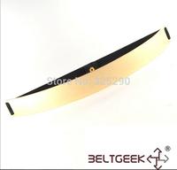 Metallic sequined belt Lady's Slender waist belt golden metal minimalist fashion models wild elastic waistband belt  for women