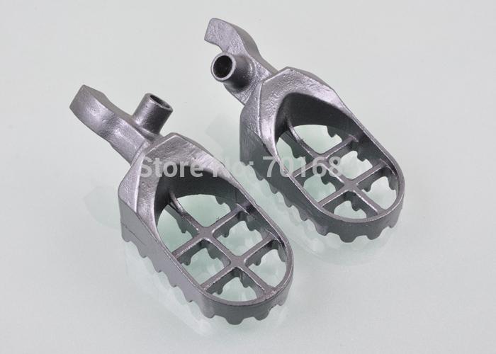 Упор для ноги 2000/2001 Honda CR 125 CR 250 00 01 [mp94 ветровик rein для honda cr v iii 2006 2012 кроссовер на накладной скотч 3м 4 шт