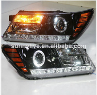 For Dodge Journey JCUV LED Head Lamps 2009-2014 Years