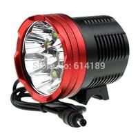 9xCREE XML T6 8500lm 5-Mode LED Bicycle Light
