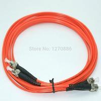 ST to ST 62.5/125um fiber optic patch cord