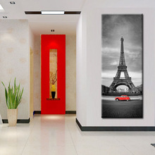 eiffel tower red promotion