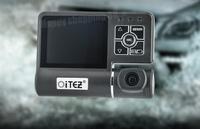 STK 2265 +9712 Digital Zoom HD 720P Car DVR I1000 G-Sensor +H.264 +MOV Video Recorders+Russian Camcorder HD IR Night Car Camera