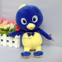 Free shipping Original Backyardigans Toys Plush Penguin Pablo 27cm Cute Stuffed Animals Brinquedos Kids Plush Toys for Children