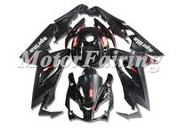 Promotion ABS Fairing Parts for  aprilia rs125 07-10 RS 125 Body kit Black