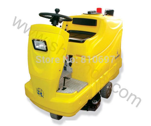 XM-120/250 driving automatic floor washing machine cleaning machine(China (Mainland))