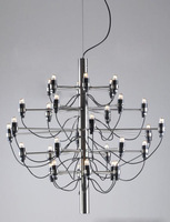 new arrival Gino Sarfatti height of summer fruit living room chandelier 30 lights  free shipping