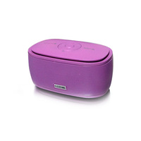 Fashionable portable bluetooth speaker  A06 ,super bass stereo bluetooth3.0 speaker with TF microphone with dual speaker
