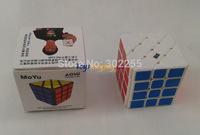 10x New Moyu Aosu 4x4 Fisher cube Magic cube twist puzzle Educational toy Free Shipping