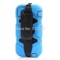 Hot sale Waterproof Shockproof Dirtproof Belt Clip Armor Military Duty Case For Apple iPhone 5 5s