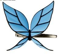 New Haganai butterfly hairpin kashiwazaki sena cosplay hairpin Anime Products Jewelry headdress hair
