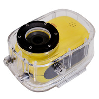 Sport mini Action Camera Diving 30Meter Waterproof Camera 1080P Full HD F10 Helmet Camera Underwater Cameras Sport DV Car DVR