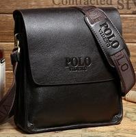 fashion men messenger bags leather handbags men's shoulder bag business casual man leather bags free shipping
