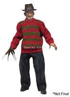 "Pop NECA Terror Movie Nightmare on Elm Street Freddy 8"" PVC Action Figure New In Original Box"