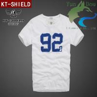 2014 New Spring Fashion SHORT SLEEVE Personalized &creative men T shirt men short sleeve shirt printed Embroidery T-shirt KT01