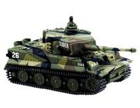 5 channel boutique mini remote control tank transparent box simulation tiger in Germany