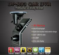 OiTEZ 2014 Ambarella A2S60 Extravagant 5.0MP Car DVR G-Sensor Full HD 1080P 30FPS IR Night Vision Recorder Car Dvrs+8G TF Card