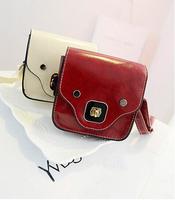 2014 summer women messenger bag fashion vintage small bag casual messenger bag candy color bag free shipping