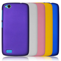 Free shipping Multi colors hard matte case cover for Gionee Elife E3 case Fly IQ4410 ultra slim Rubber hard back cover DK