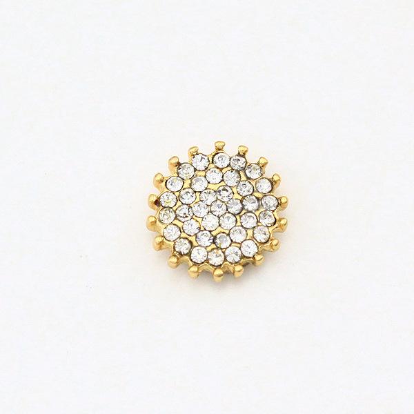 NO.76 6 plus home button sticker for iphone 4/4s/5/5s iPad,diamond/cartoon sticker pearl rhinestone phone decoration accessory
