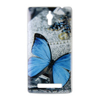 New Arrival Crystal Girls Gift Pattern Printed Hard Back Cover Case for oppo find 7 Phone Case Cover