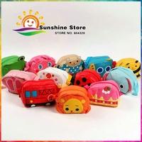 Sunshine store #8z026 5pcs/lot (21style) 16 style cartoon animals zoo children backpack baby kindergarten school for little baby