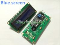 Free shipping ! LCD module Blue screen IIC/I2C 1602 LCD for arduino UNO r3 mega2560