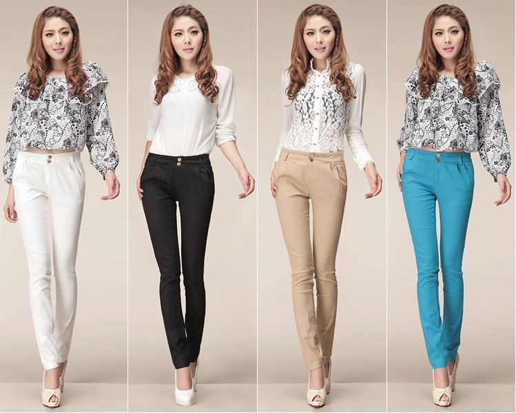 Casual Dress Pants For Women 2015 Casual Dress Women's