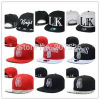 Cheap Cotton Summer Snapback Hats For Men, Fashion Last Kings Hat Women Hip Hop Sun Hat Cool Baseball Cap Free Shipping