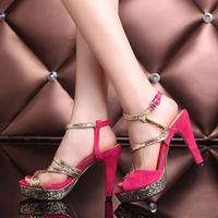 Туфли на высоком каблуке QL3742