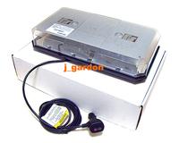 car lightBar source High Power 36 LED Emergency Magnets Lightbar Amber/White car styling Light Bar