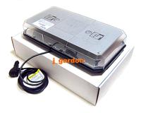 car lightBar source High Power 36 LED Emergency Magnets Lightbar Red/White car styling Light Bar