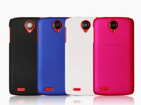 High Quality Hybrid Plastic Hard Case Cover For Lenovo S820 Free Shipping UPS DHL FEDEX EMS HKPAM CPAM
