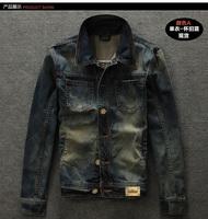 Man spring jean denim veste homme jaqueta chaqueta hombre Jacket for men jaket coat casaco male overcoat